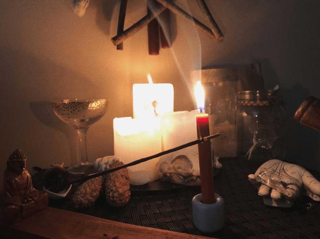 casting a free love spell