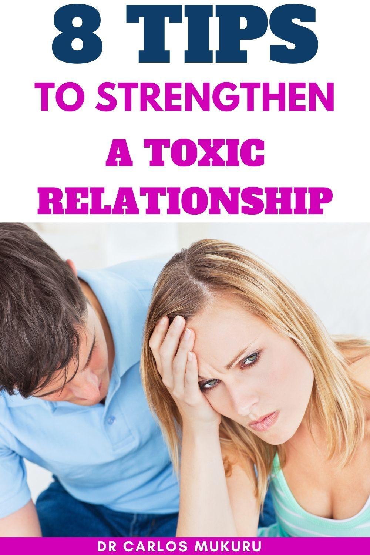 Fix toxic relationship